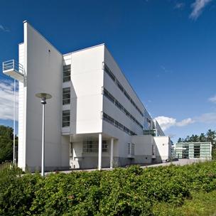 Metropolian kampus, Vanha Viertotie, amk-kampus